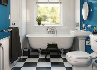 Utrzymanie porządku w łazience