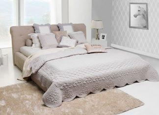 Wybór narzuty na łóżko
