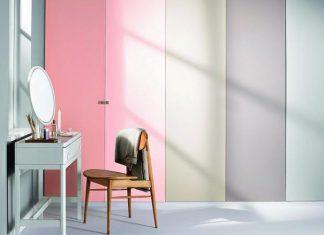 Mieszkanie w odcieniach pasteli