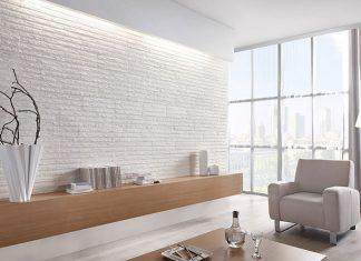 Szlachetny i elegancki – kamień w salonie