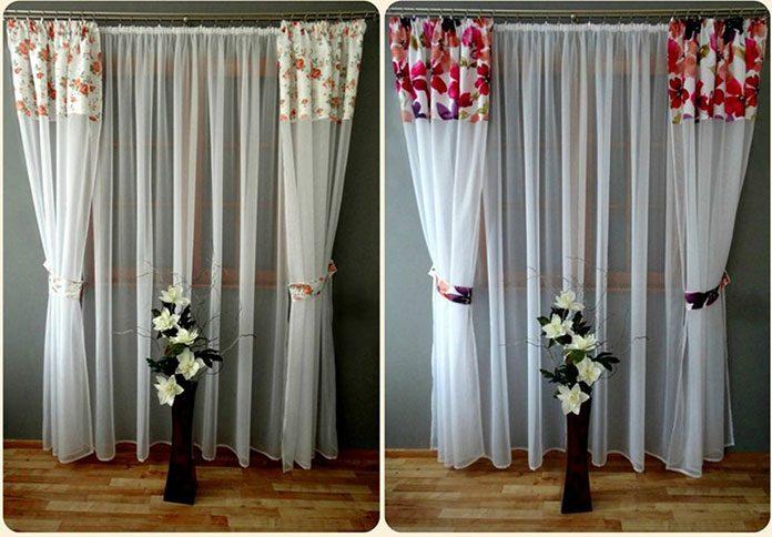 Dekoracja okna – jakie firanki do kuchni i salonu?