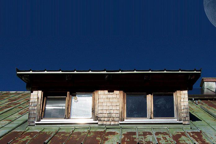 Usuwanie mchów, porostów i glonów z dachu