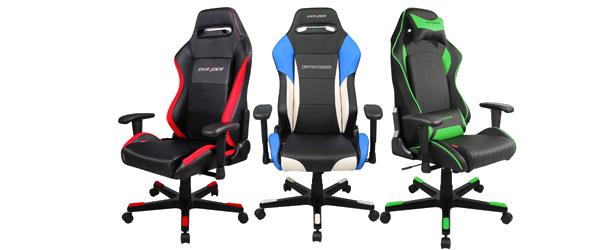 Sportowe krzesło do komputera