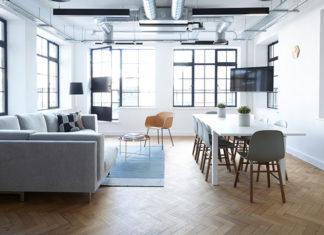 Drewno w nowoczesnym mieszkaniu