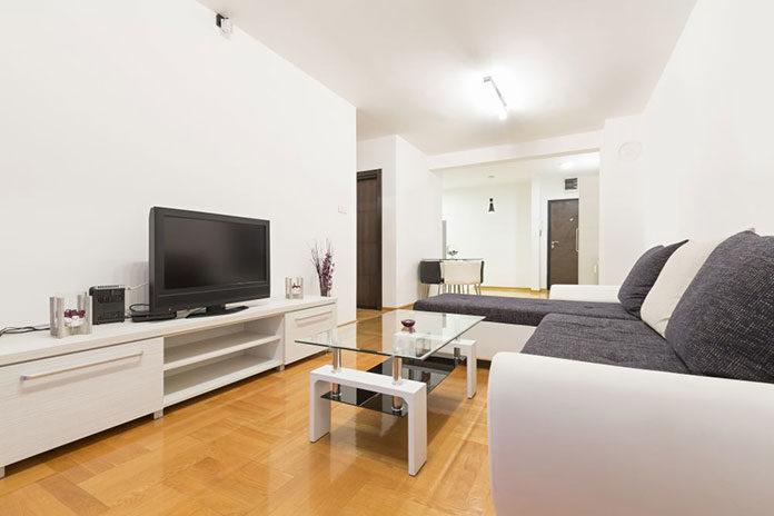 3 pomysły na telewizor w pokoju dziennym