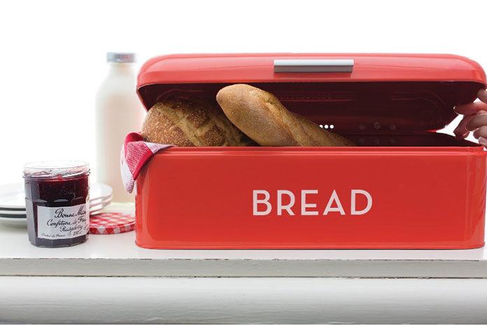 Czerwony chlebak