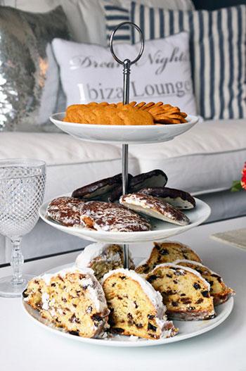 Steki i ciasto - czyli przepis na udane przyjęcie