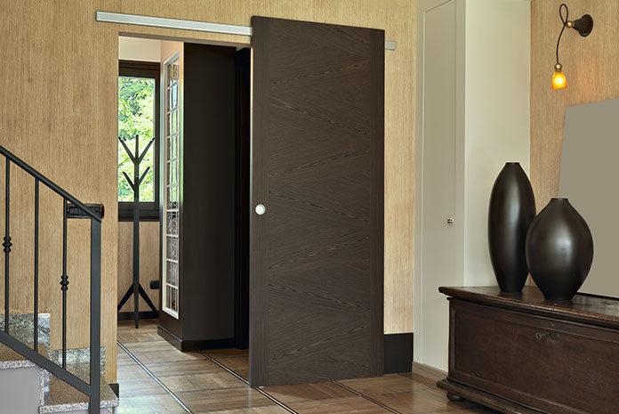 Stylowe drzwi wewnętrzne