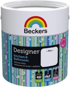 Wydajność farb Beckers a malowanie