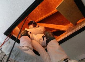 Pianka poliuretanowa - alternatywna metoda ocieplania domu