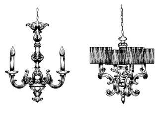 Zabytkowe lampy - wyjątkowy element wystroju wnętrza