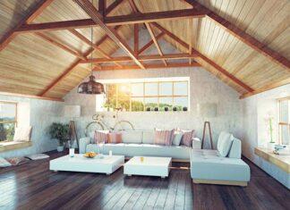 Drewno w domu najlepsze