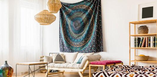 Dywany orientalne w różnych wnętrzach