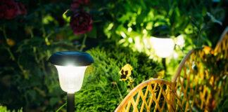 oświetlenie zewnętrzne i ogrodowe