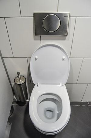 Sprzątanie WC