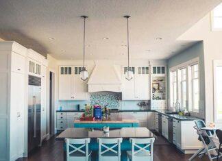 Idealne oświetlenie w kuchni i jadalni