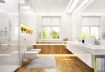 Jak urządzić dużą łazienkę