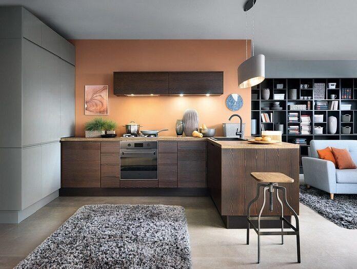 Jak prawidłowo połączyć kuchnię z salonem