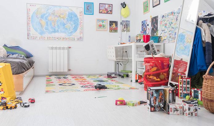 Jak samodzielnie zrobić meble do pokoju pierworodnego dziecka